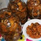 заказать соленые грибы рыжики